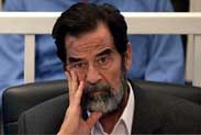 Iraqi state TV says that court to change judge in Saddam Hussein trial