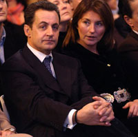 Nicolas Sarkozy and Cecilia dissolve marriage