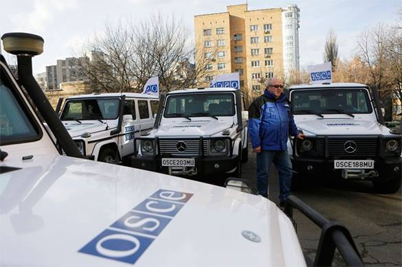 OSCE armed police mission to be deployed in Donbass. 58059.jpeg