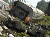 Russia's Train Catastrophy Looks Like Terroristic Attack