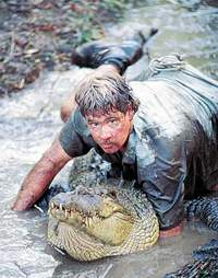 300 million watch Steve Irwin's public ceremony on TV