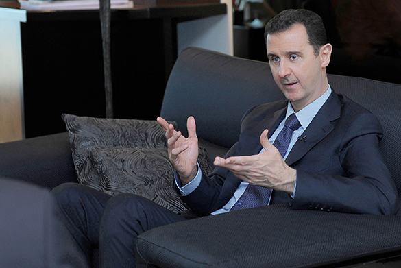 Saudis to persuade Russia to surrender Assad?. Assad