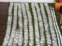 British law enforcement agency confiscates fifth of Europe's annual cocaine supply