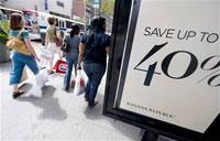 U.S. retailers report sluggish back-to-school season