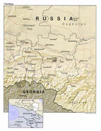 Chechen region: Police killed 3 rebells during the operation