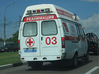 Forty percent of Russians die before ER teams arrive