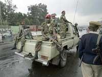 Ethiopian troops begin withdrawing from Somalia