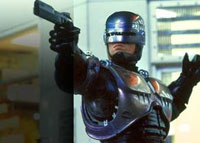 Russian police officer becomes Robocop