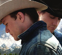 Love scenes in Brokeback Mountain disgust straight Russian men