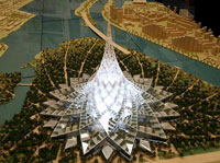 World's biggest building, Crystal Island, to be constructed in Moscow