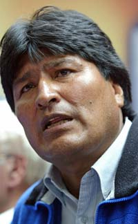 Political crisis deepens in Bolivia as governors break with President Morales