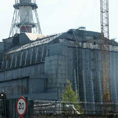 Yushchenko: region around Chernobyl nuclear plant must be put to use again