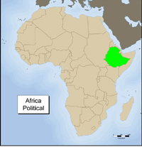Ethiopia's prime minister blames opposition