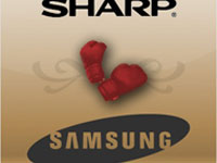 Samsung sues Sharp for alleged patent infringement