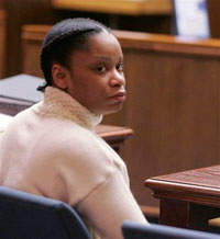 Mother who cooked her infant daughter in microwave to hear her sentence
