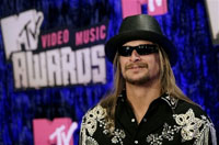 Kid Rock and Tommy Lee fight in public because of Pam at MTV VMA