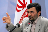 Mahmoud Ahmadinejad Claims He Can Scupper America's Middle East Policy