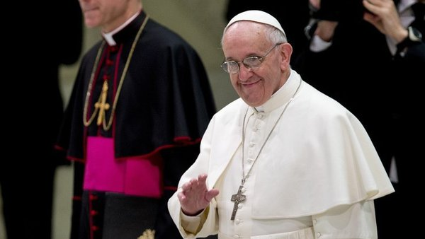 Pope joins the campaign for negotiated solution on sovereignty of the Falklands/Malvinas. 56072.jpeg
