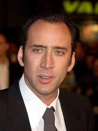 Actor Nicolas Cage nabs jacket thief inside his home