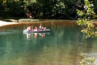 Six Russian tourists disappear during river canoe trip in China