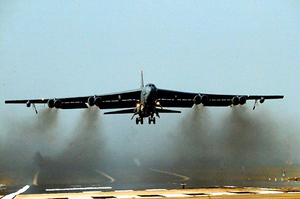 US to deploy nuclear bombers B-52 and nuclear sub in South Korea. Bomber