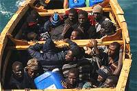 Spanish ship rescues nearly 90 Africans from boat sinking in waters off Mauritania