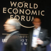 China Reigns in Davos