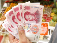 China Chalks up Strong Year-on-Year Growth