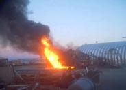 Blast kills six at army base in Chechnya, gas blamed