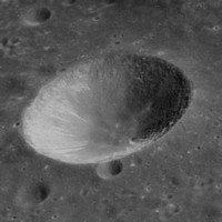 NASA Spacecraft to Crash into Lunar Crater
