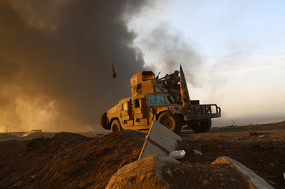 Who is to take Mosul after ISIS defeat. Iraq