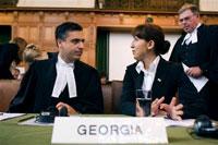 Russia calls Georgia-Russia case at World Court 'nonsense'