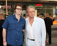 Michael Douglas' Son Arrested Over Drugs