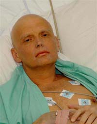 Russian spy agency denies involvement in Litvinenko poisoning