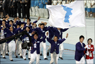 North and South Korea to march together at Olympic opening ceremony