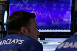 Dow Jones plunged 1,000 points during first minutes trading. Stock market
