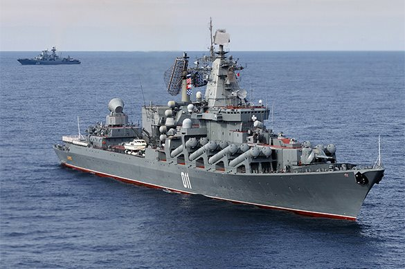 NATO: Russia deploys most of its warships in Mediterranean Sea. 59080.jpeg