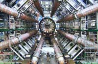 Large Hadron Collider may produce black holes