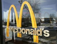 'Shrek' rises McDonald's Sales by 8.7 percent