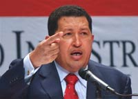 Venezuela's Chavez lobbies South America with petrodollar largesse