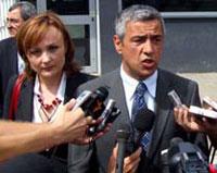 Serb leader criticizes Kosovo election boycott