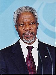 Kofi Annan urges negotiators to continue North Korea nuclear talks
