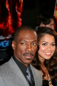 Ex-Spice Girl Brown and Eddie Murphy: no reason for the split?