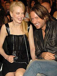Nicole Kidman supports hubby Keith Urban in his struggle with alcohol