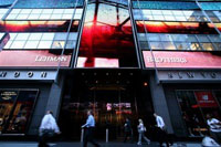 Lehman Brothers desperate to survive