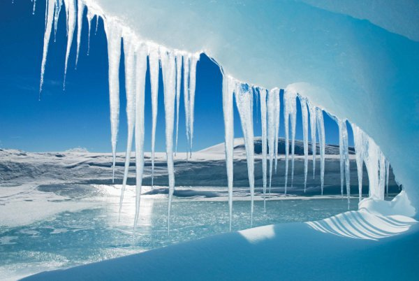 Antarctic Ice to Save the World. Antarctic Ice to Save the World