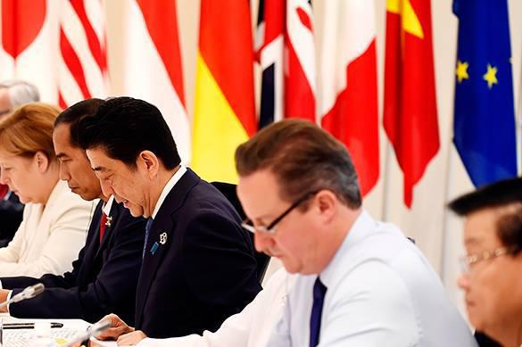 G7 agree to extend and tighten sanctions against Russia. 58086.jpeg