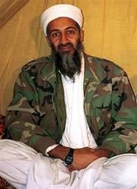 Bin Laden planned Cheney attack and prepares new Iraq strikes