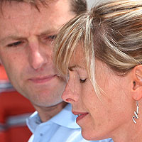 Portuguese police to hand prosecutors papers against Mccanns