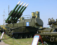Russia forces USA out from its traditional arms markets